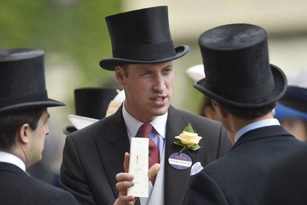 Pangeran William - Reuters