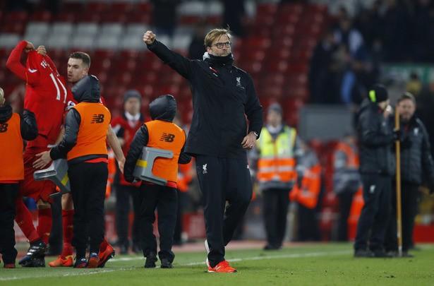 Pelatih Liverpool, Jurgen Klopp - Reuters