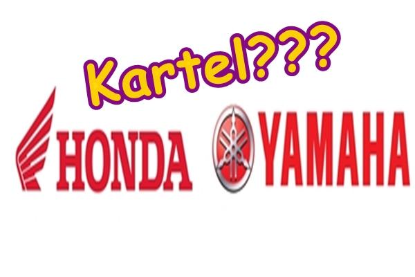 KPPU menduga AHM dan Yamaha melakukan persekongkolan menaikkan harga sepeda motor. - Ilustrasi/repro