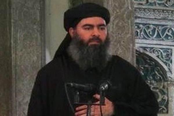 Abu Bakar al-Baghdadi - Reuters