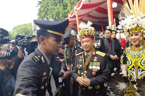 Kapolri Jenderal Tito Karnavian. - JIBI/Yodie Hardiyan
