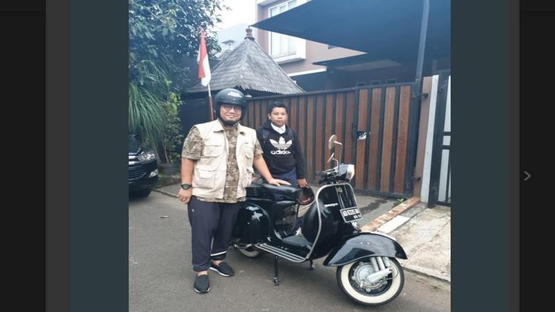 Koordinator Juru Bicara Prabowo-Sandi di Twitter, Dahnil Anzar. - Twitter @dahnilanzar
