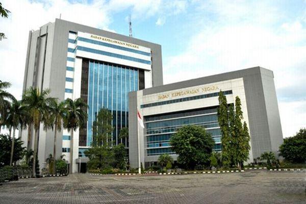 Gedung Badan Kepegawaian Negara - asn.id
