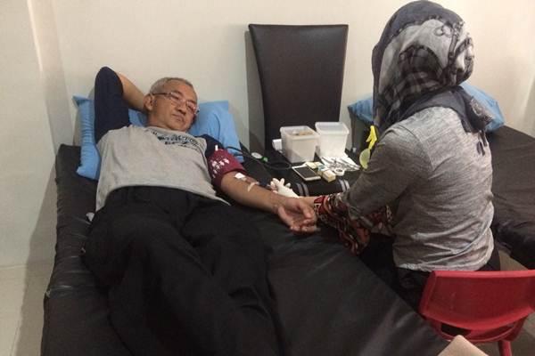Ilustrasi - Donor darah PT Anugerah Citra Sejahtera - Istimewa