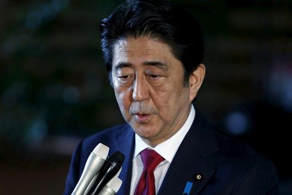 PM Jepang Shinzo Abe. - Reuters