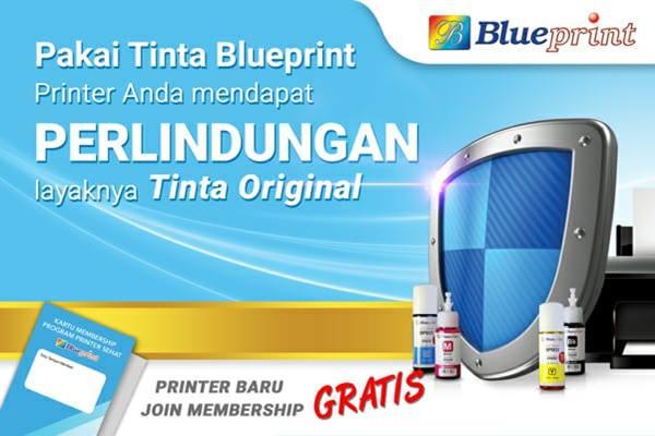 Tinta compatible Blueprint - Istimewa