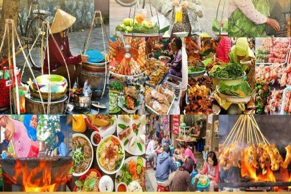 Suasana '101 Malay Street Foods' yang dihadirkan Hotel Tugu pada Ramadan tahun ini. - Istimewa