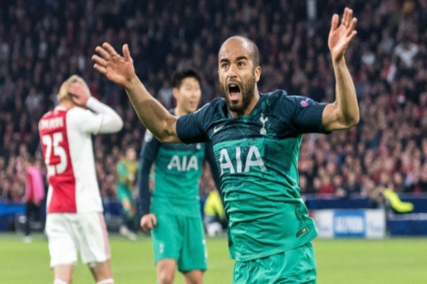 Lucas Moura - Imago Images