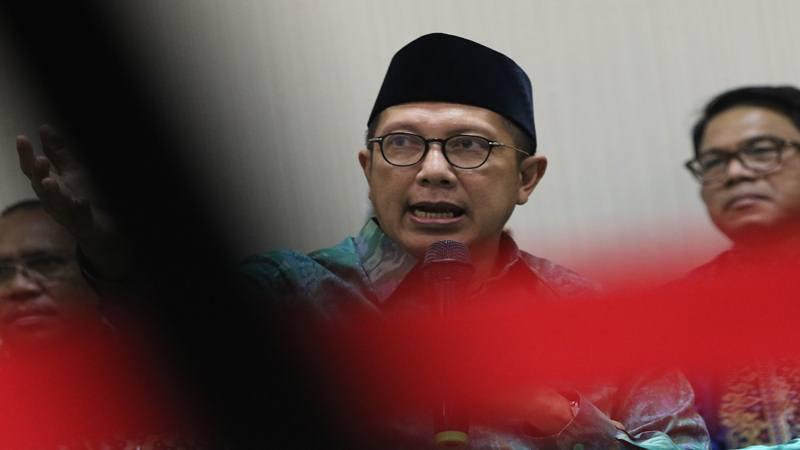 Menteri Agama Lukman Hakim Saifuddin. - Antara