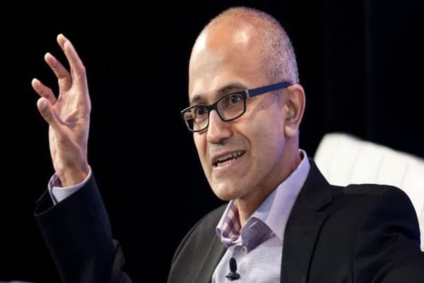 CEO Microsoft Satya Nadella - techspot.com