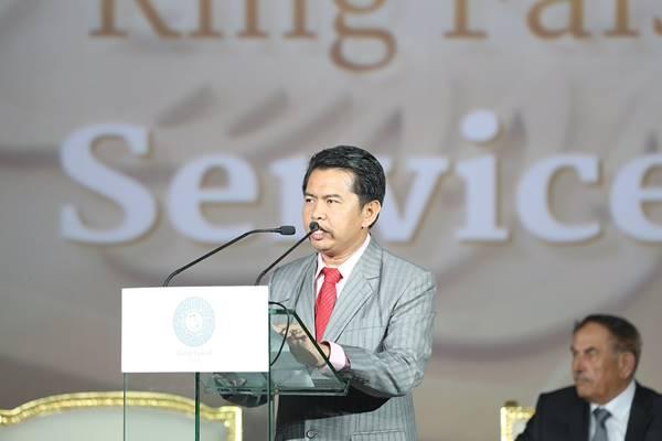 Irwandi Jaswir - King Faisal Prize