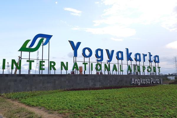 PT Angkasa Pura I menghabiskan dana sebesar Rp10,5 triliun untuk pembangunan Bandara Internasional Yogyakarta (YIA) yang berada di Kulon Progo, Yogyakarta. - Bisnis/Rinaldi M. Azka