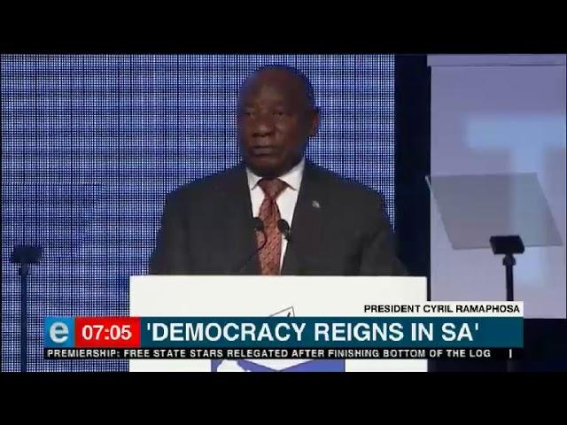 ANC Kembali Berkuasa Di Tengah Krisis Ekonomi Afrika