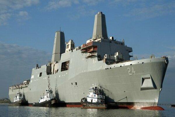 USS Airlington. - navysite.de
