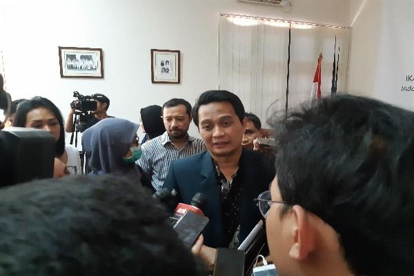 Ketua Umum IDI Daeng Muhammad Faqih - Bisnis Indonesia/Iim F. Timorria