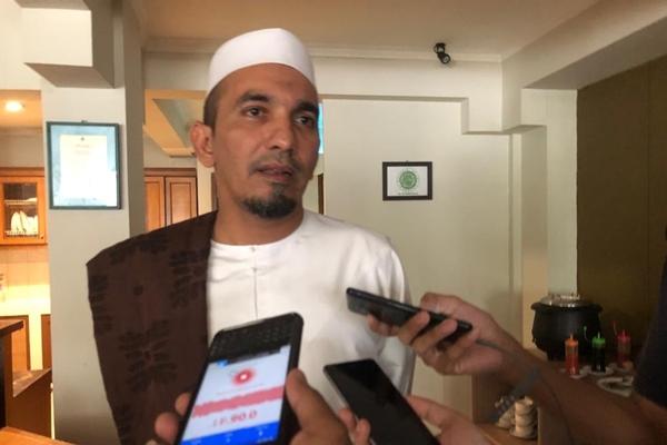 Ketua Umum (Ketum) FPI, KH Ahmad Sobri Lubis/JIBI - Bisnis/Sholahuddin Al Ayyubi