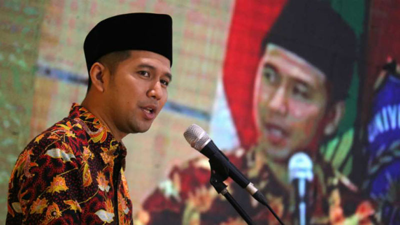 Wakil Gubernur Jawa Timur Emil Dardak - Antara/Didik Suhartono