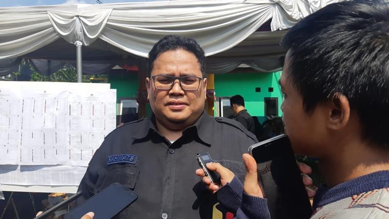 Anggota Badan Pengawas Pemilu (Bawaslu) Rahmat Bagja. JIBI/Bisnis - Jaffry Prabu Prakoso