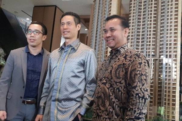 Konferensi pers pengenalan The Lana Compact Luxury Units di Alam Sutera, Tangerang, Kamis (16/5/2019). - Mutiara Nabila
