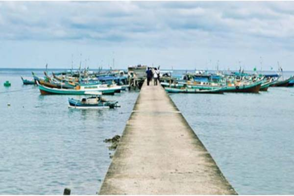 pantai Belitong - Sepudin Zuhri