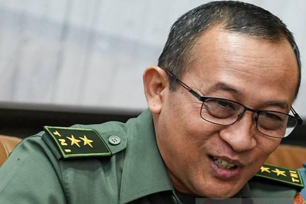 Kepala Pusat Penerangan (Kapuspen) TNI Mayjen TNI Sisriadi. - Antara