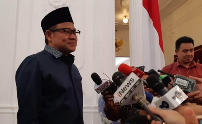 Ketua Umum PKB Muhaimin Iskandar - Bisnis/Amanda Kusumawardhani