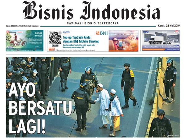 Bisnis Indonesia - repro