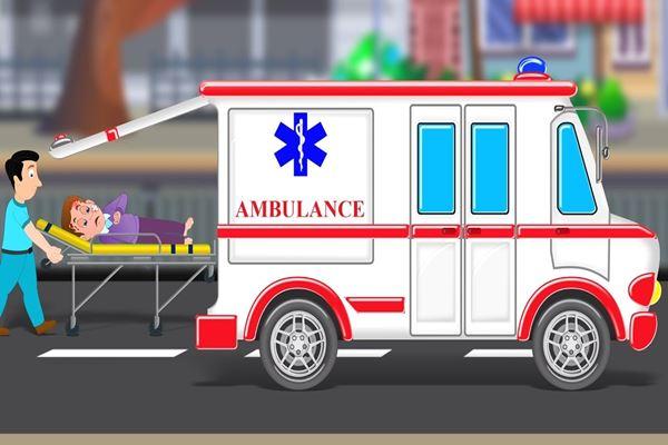 Ambulans dibutuhkan untuk menolong pasien yang gawat darurat. - Istimewa