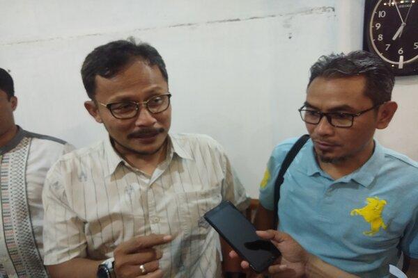 CEO PT Pelindo III Cabang Banjarmasin Boy Robianto. - Bisnis/Arief Rahman