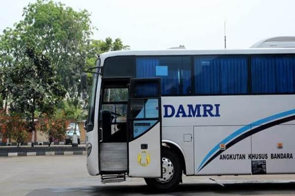 Ilustrasi - Bus Damri - Istimewa