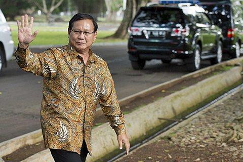 Ketua Dewan Pembina Partai Gerindra Prabowo Subianto . - Antara/Widodo S. Jusuf