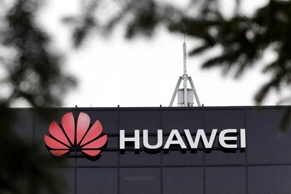 Kantor Huawei. - REUTERS/Chris Wattie