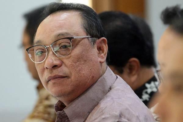Direktur Utama PT Bank Tabungan Negara Tbk. Maryono. - JIBI/Dedi Gunawan