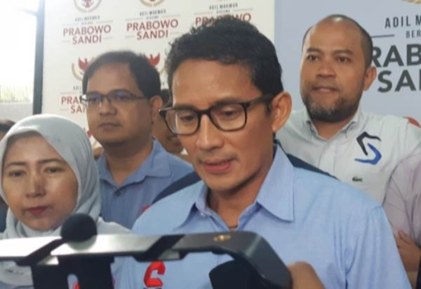 Sandiaga Uno - Bisnis/Jaffry Prabu Prakoso