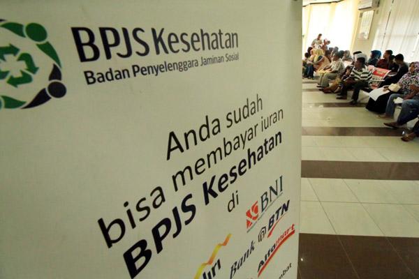 Ilustrasi BPJS Kesehatan - Antara/Rahmad