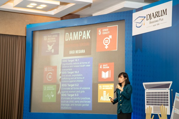 Final Nasional Writing Competition Beswan Djarum 2018/2019 - Istimewa