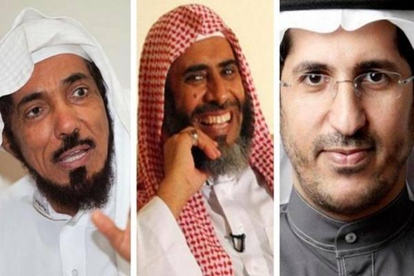Arab Saudi dilaporkan akan mengeksekusi mati tiga ulama moderat Sunni karena berbagai macam tuduhan terorisme setelah Ramadan. - middleeasteye.ne