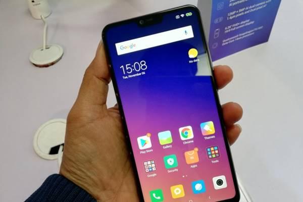 Xiaomi Mi 8 Lite - Antara