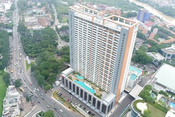 Apartemen Skandinavia, Tangerang.