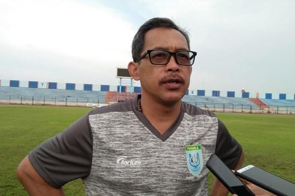 Pelatih Persela, Aji Santoso - Liga Indonesia