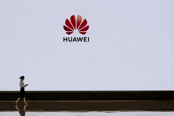 Ilustrasi Huawei. (Istimewa - Mashable)