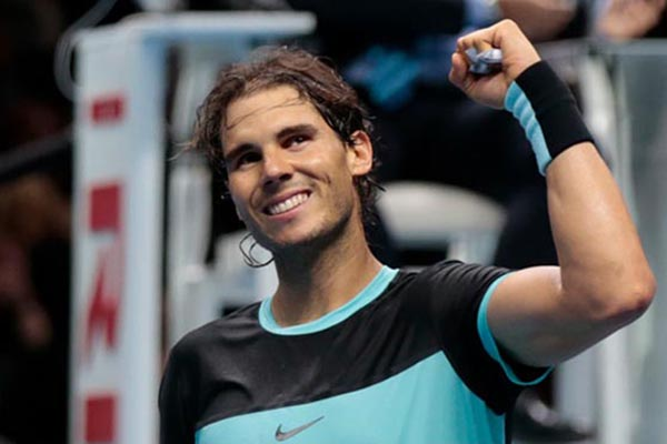 Rafael Nadal - Reuters/Suzanne Plunkett