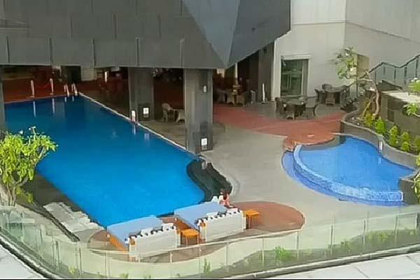 Po Hotel Semarang berlokasi dalam satu bangunan dengan Paragon City Mall yang merupakan pusat perbelanjaan modern di Semarang. - Istimewa
