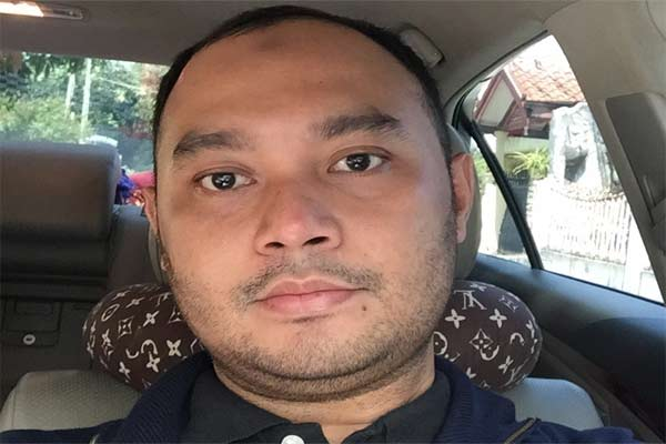Ketua Pengarah Munas XVI Hipmi Anggawira - Bisnis/Hipmi