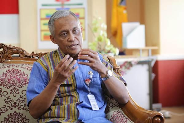 Kepala Dinas Pendidikan dan Kebudayaan Provinsi Jawa Tengah Jumeri - Bisnis/Alif Nazzala Rizqi