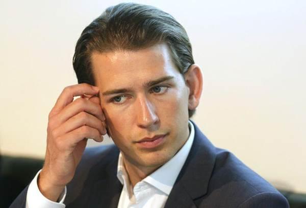 Kanselir Sebastian Kurz - REUTERS/Leonhard Foeger