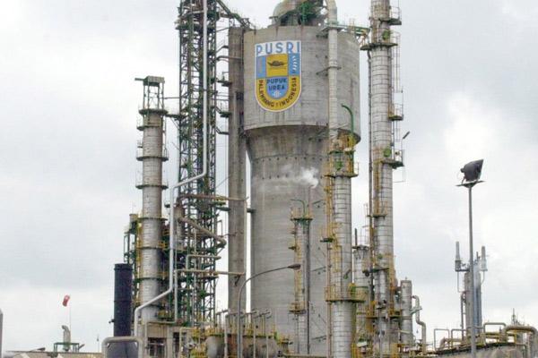 Pabrik Pupuk Indonesia.  - Pupuk Indonesia