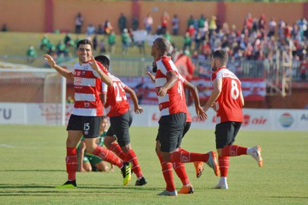 Madura United - Antara/Saiful Bahri