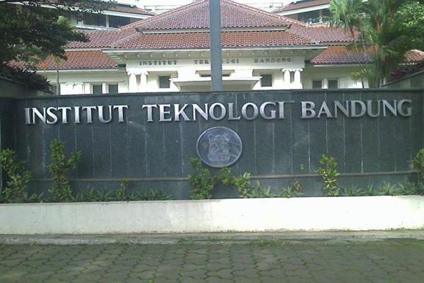 Institut Teknologi Bandung (ITB). - Istimewa