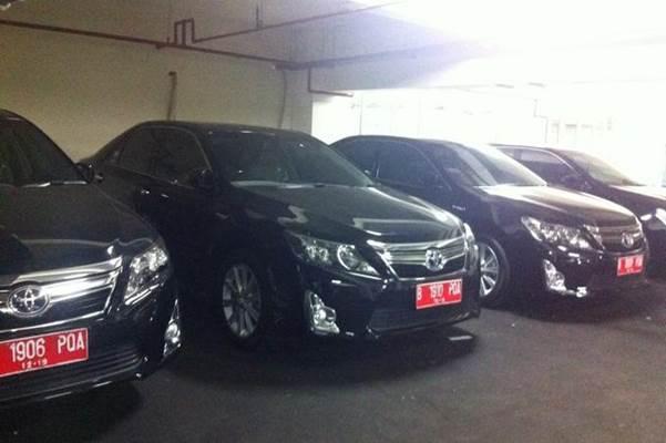 Mobil dinas - JIBI